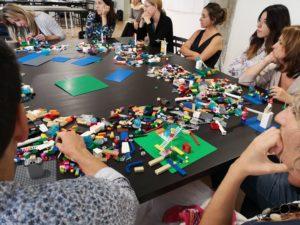 METODOLOGÍA LEGO SERIOUS PLAY