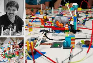 Certificación y formación Lego Serious Play, Barcelona, con Lucio Margulis